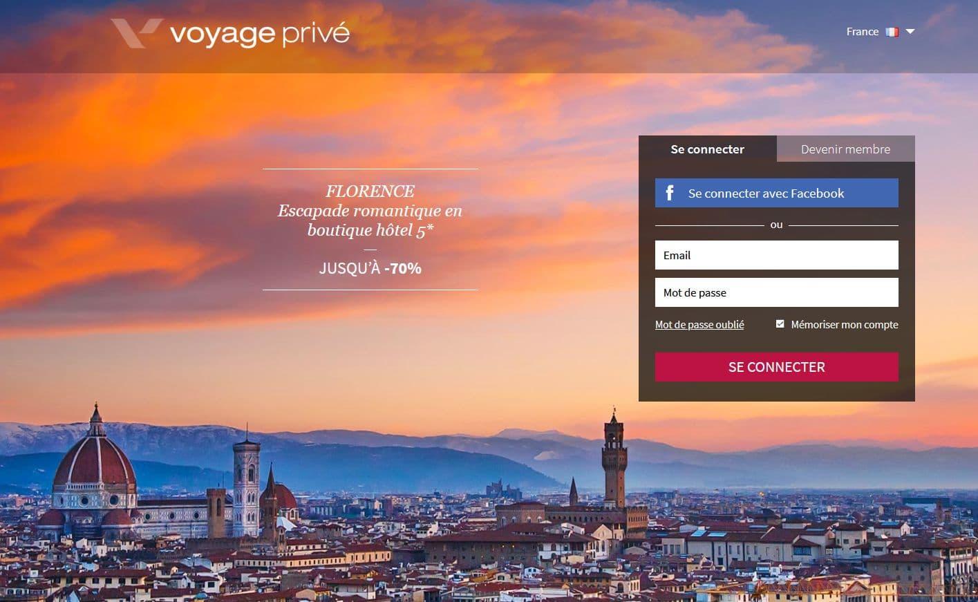 voyage privé, un des meilleurs site de voyage